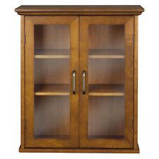 045 Lexington Wall Cabinet with 2 Doors -Wood veneer with Oil Oak finish
