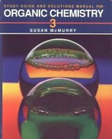 Organic Chemistry by John McMurry (1992, Hardcover, Student Edition of Textbook)