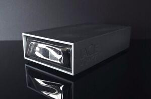 LACIE by S+ARCK, Design by Phillipe Starck USB 2,0 Desktop Hard drive, 2TB