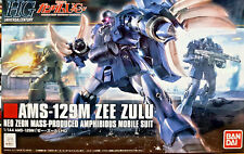 AMS-129M ZEE ZULU Neo Zeon Mobile Suit - Bandai HG Kit 1:144 Gundam Unicorn UC