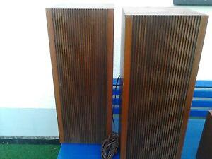 2 x Lautsprecher für Steuergerät Radio Telefunken Opus 2650/2430