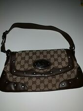 Authentic Women's Gucci 85th Anniversary Gucci Hand Bag/Purse Brown
