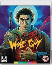 WOLF GUY di Kazuhiko Yamaguchi BLURAY+DVD in Giapponese NEW .cp