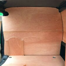 Citroen Berlingo/Peugeot Partner 2008> Wooden Bulkhead Kit With Sliding Hatch