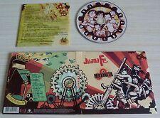 RARE CD ALBUM DIGIPACK JUANA FE LA MAKINITA 15 TITRES 2010