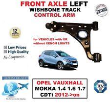 Vauxhall Mokka//Mokka X 1.4 1.6 1.7 Front Left Lower Wishbone Control Arm 2012-/>