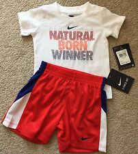 Nike 2-Piece Set For A Boy In Size 12 Month NWT