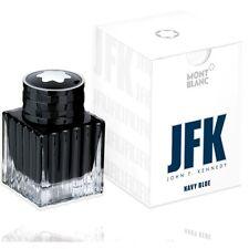 MONTBLANC   JFK  JOHN F. KENNEDY  INK INKWELL  NEW IN BOX     MONTBLANC JFK
