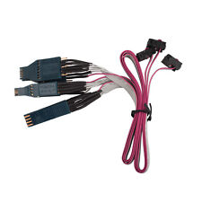 Hot black Eeprom Clip POMONA 5250 soic 8 pin + 5208 dip 8 pin+ 5251soic 14 pin