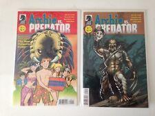 Archie vs. Predator #1 (Dark Horse; April, 2015) - regular and alternate covers