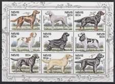Nevis postfris 1995 MNH 896-904 - Honden / Dogs (hbg014)