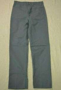 Vintage Men's Big Mac Dress Work Pants Trousers Size 32x33 Made in USA