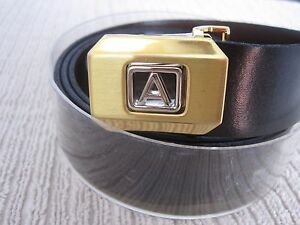 *New* Vintage Pierre Cardin Reversible Initial belt, Genuine Leather made in USA