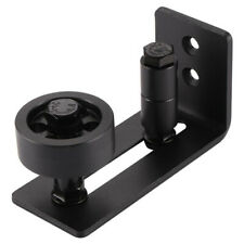 Hot Barn Door Floor Guide Stay Roller Fully Adjustable with Longer Slot Coated