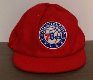 Philadelphia 76ers Baggy Cricket style NBA Cap One size Fits All