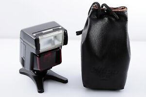 【DHL】Nikon Speedlight SB-22 Shoe Mount Flash w/Case from JAPAN 【Excellent+++++】