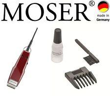 Tosatrice Moser 1400 professionale Capelli Made in Germany Mini da Viaggio