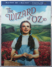3-D The Wizard of Oz (3D Blu-ray/Blu-ray) Classic