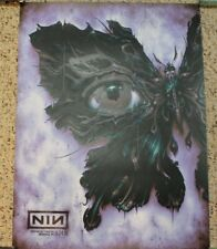 Nine Inch Nails Lavender Variantposter~Memphis, Tn~N.C Winters~9/24/18~Orpheum