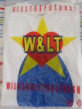 W.&L.T. promotion t-shirt Puk-Puk landing soon Walter van Beirendonck vintage