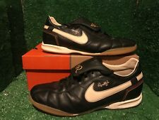 NIKE Ronaldinho R10 TURF T90 VAPOR INDOOR TRAINERS SOCCER SHOES 11,5 10,5 45,5