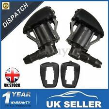 2x Windshield Washer Spray Jet Nozzle For Toyota Corolla Camry E120 2003-2006 UK