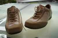 SOLIDUS Vivo Damen Comfort Schuhe Schnürer Gr.7,5 H 41 beige Leder m Einlagen #7