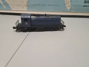 LIONEL #621 JERSEY CENTRAL NW-2 SWITCHER!!!!