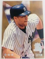 1999 Topps Stars Derek Jeter #5 Three Star 3 Parallel New York Yankees