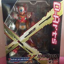 BANDAI D-arts Rockman Megaman X Zero Type 2 Action Figure