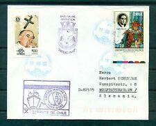Chili - Chile 2002 -  Base Arturo Prat