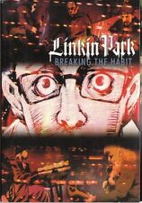 LINKIN PARK Breaking The Habit 2004 US PROMO CD/DVD RARE
