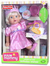 FISHER PRICE LITTLE MOMMY SWEET AS ME BIRTHDAY WISHES MUSIC & LIGHTS *NEW*