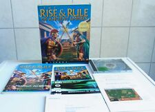 The Rise & rule of ancient empires-sierra 1996
