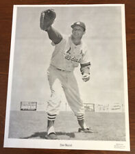 New ListingRare 1960 Sports Pix Photo Stan Musial St Louis Cardinals Small 8X10