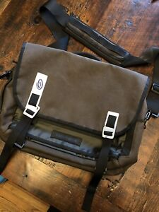 TimBuk2 Laptop Messenger Commuter Bag Brown