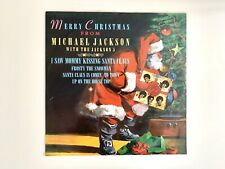 Merry Christmas from Michael Jackson with the Jackson 5 EP UK