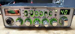 Uniden PC78LTW 40 Channel Mobile CB Radio  Weather Alert, working! *NO RESERVE!*