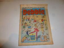 DEBBIE Comic - Issue 89 - Date 26/10/1974 - UK Paper Comic