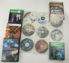 Lot of 10+ miscellaneous games. PS/Ps3/PC/Xbox