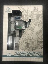 Transformers Magic Square MS-01W Optimus Prime Ultra Magnus ?? Seller MP Scale
