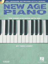 New Age Piano Hal Leonard Keyboard Style Series Keyboard Instruction B 000117322