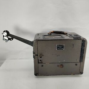 Bell & Howell Filmosound 179 Film Projector Vintage Parts or Not Working
