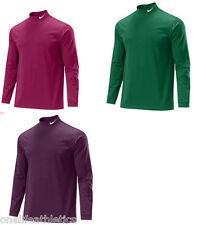 Nike Men's long Sleeve Tech UV Mock Shirt 519858  $45 Retail