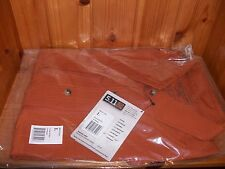5.11 Tactical Traverse Short Sleeve Shirt - Russet Color - Size XL - NEW!