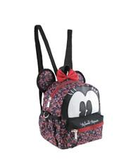 Licensed Leather Minnie Mouse Style Small 2-in-1 Cross-body bag/ Mini Backpack