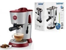Pressione Nuovo di Zecca Zelmer Caffettiera macchina espresso ZCM2052R Rosso 13Z014 Top