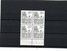 Germany/West - Sg1897 Mnh 1979 Moses Receiving The Tablets - Block Of 4