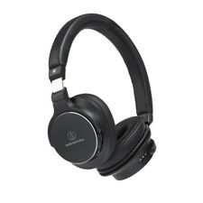 Audio Technica ATH-SR5BT Kabelloser High-Resolution On-Ear Kopfhörer Schwarz