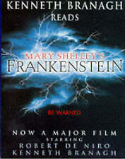 Frankenstein by Mary Wollstonecraft Shelley (Audio cassette, 1994)